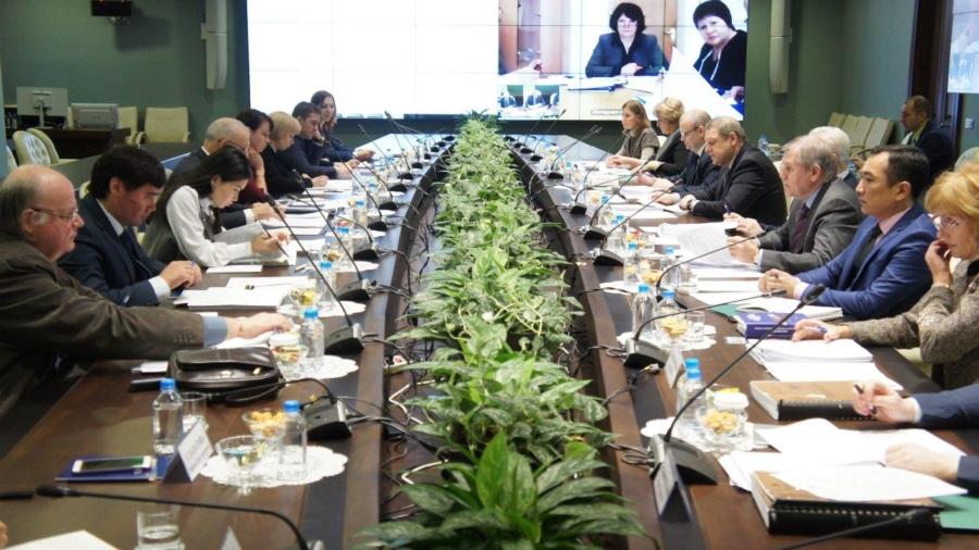 Заседание консультативного комитета по АПК